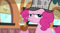 Pinkie Pie blowing bubbles with her pipe S2E24.png