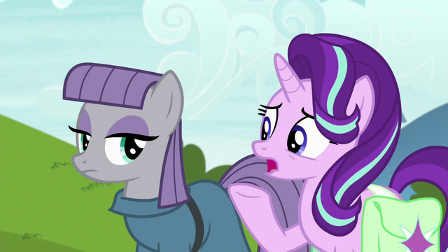 "File:Starlight Glimmer ""have we met before?"" S7E4.png"