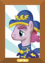 Admiral Fairweather ID Wonderbolts Academy Handbook