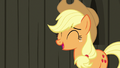 Applejack laughing at Pinkie Pie S7E11.png