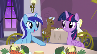 "Minuette ""It's all right, Twilight"" S5E12"