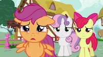 "Scootaloo ""this is just awful"" S6E19"