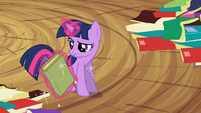Twilight too focused S2E10