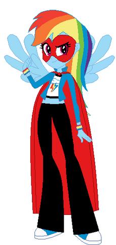 File:FANMADE Rainbow Dash Human Superhero.png
