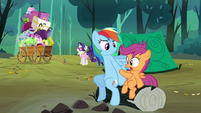 Scootaloo 'Not me' S3E6
