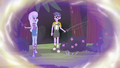 Trixie and Micro Chips holding fishing rods EG4.png