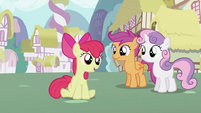Apple Bloom 'I'd be happy' S2E06