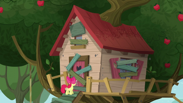 File:Clubhouse with boarded up door and windows S5E4.png