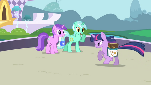 Plik:Lyra Heartstrings greets Twilight S01E01.png
