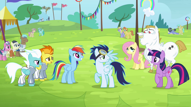 File:Ponies cheering S4E10.png