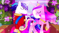 Shining Armor and Princess Cadance use spell of love S2E26.png