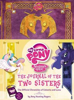 The Journal of the Two Sisters book cover