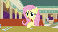 """Fluttershy """"it didn't go exactly how I thought it would"""" S6E9"""