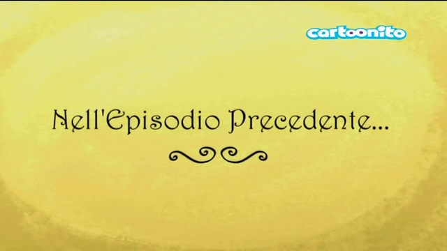 File:Italian 'Previously on My Little Pony' - Season 1.png