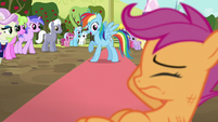 "Rainbow ""looks like we win, squirt!"" S5E17"