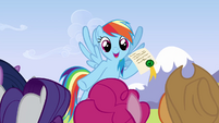 Rainbow 'Gotcha!' S3E7