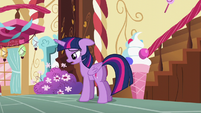 "Twilight ""I put too much pressure on her"" S5E11"