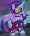 Twilight Sparkle as Masked Matter-Horn ID S04E06