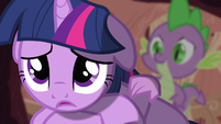 Twilight comes to realization S3E13