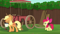 Apple Bloom even more depressed S6E14