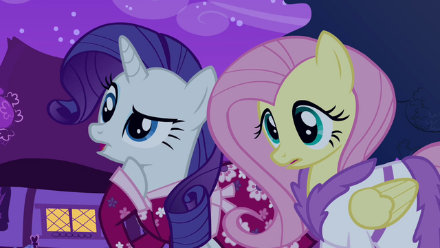 File:Rarity and Fluttershy S2E16.png
