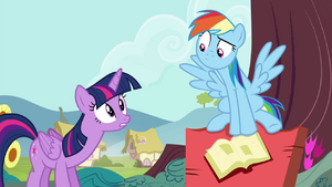 """Twilight """"Did you see what happened?"""" S4E21"""