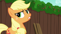 """AJ """"who knows tradition better than Apples?"""" S6E14"""
