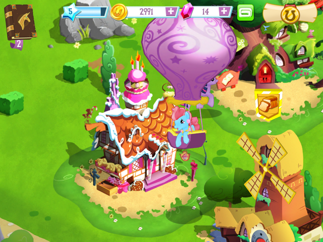 File:Mrs. Cupcake arriving MLP Game.png