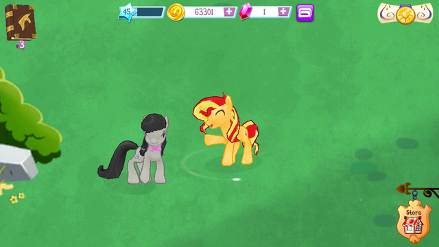 File:Octavia and Sunset Shimmer (MLP Mobile Game).png