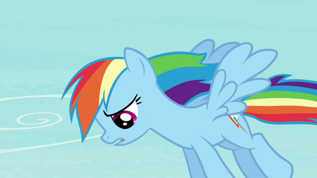 "File:Rainbow Dash ""too dumb to learn anything"" S4E21.png"