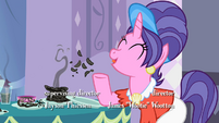 "Rarity's mother ""I've been giving her lessons"" S2E5"
