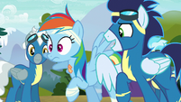 "Soarin ""are you serious?!"" S6E7"
