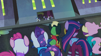 The Power Ponies sees the henchponies S4E06