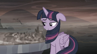 "Twilight ""I wish I could say I was surprised"" S5E26"