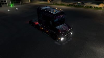 FANMADE ETS2 Scania T Twilight Skin 3