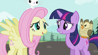 Fluttershy 'Maybe we'd better' S2E07