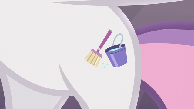 File:Sweetie Belle's janitorial cutie mark S5E4.png