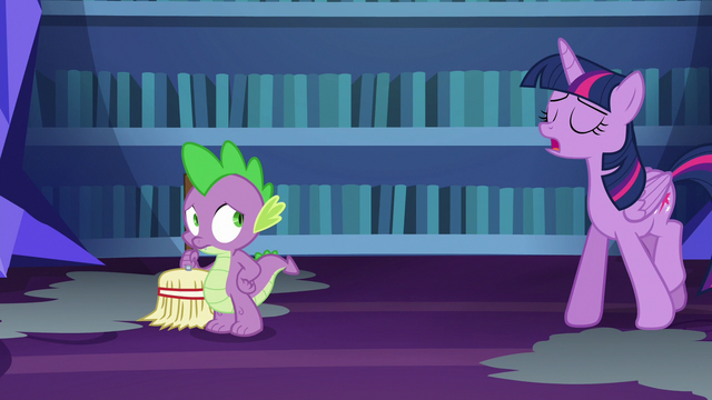 """File:Twilight Sparkle """"untangled that mess of a spell"""" S6E21.png"""