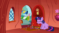 Twilight being surprised S01E03