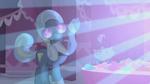 Hoity Toity blinded by Rarity S01E14