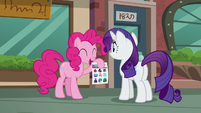 "Pinkie ""and I know Maud will love it!"" S6E3"