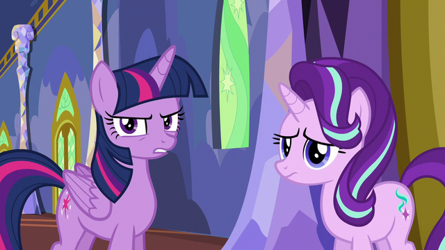 """File:Twilight Changeling """"I think he missed a meal"""" S6E25.png"""