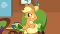 """Applejack """"sure made a fool outta me, too"""" S7E5.png"""