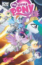 Comic issue 21 cover RE verA