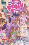 Comic micro series 1 cover RE