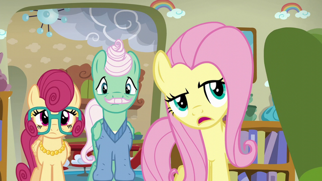 "File:Fluttershy ""maybe if you stuck with it"" S6E11.png"