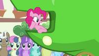 Pinkie Pie 'Oh!' S3E4