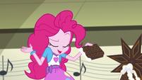 Pinkie Pie shrugging EGS1