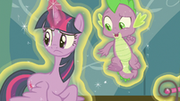 "Spike ""where's her Snoozle?"" S7E3"