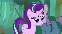 "Starlight Glimmer playful ""oops"" S7E4"